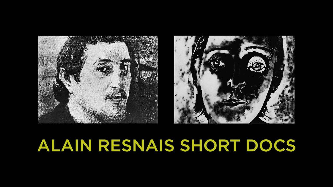 Alain Resnais Short Films