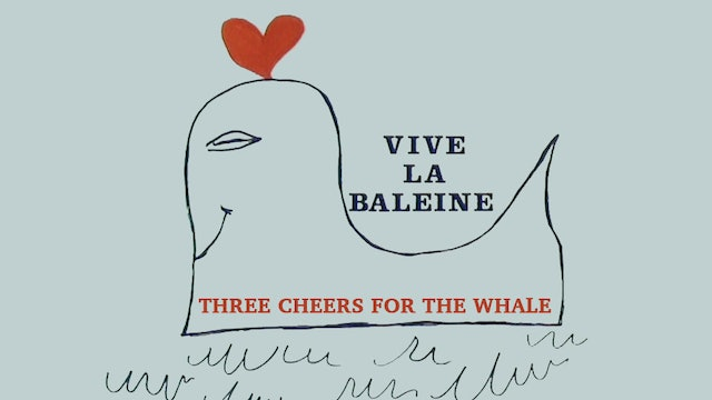 Three Cheers for the Whale