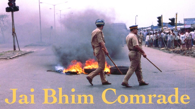 Jai Bhim Comrade