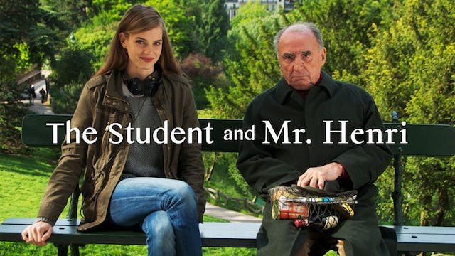 The Student and Mr Henri