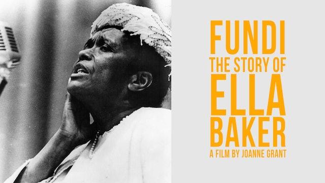 Fundi: The Story of Ella Baker