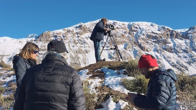 The Cordillera of Dreams Extra - The Making of the Film