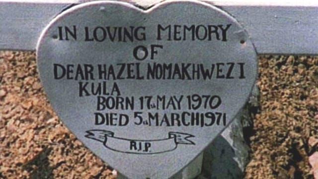 Last Grave at Dimbaza