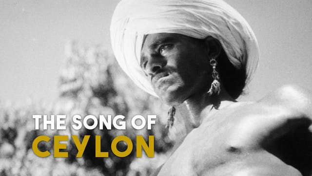 The Song of Ceylon