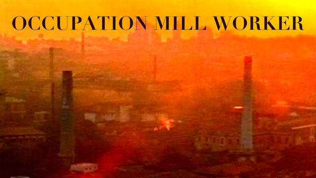 Occupation Mill Worker