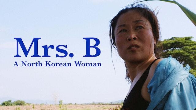 Mrs. B., A North Korean Woman