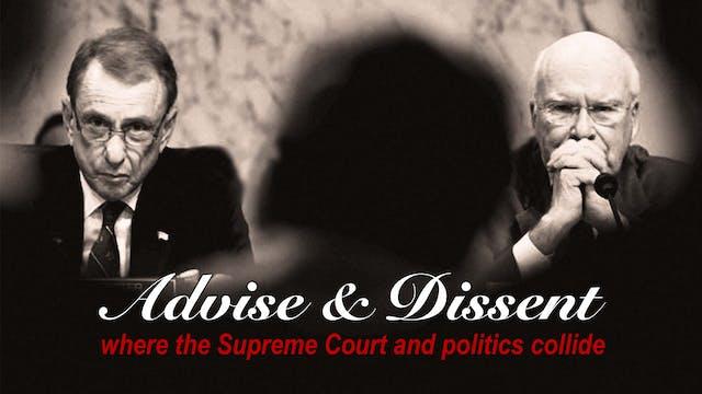Advise & Dissent: Where the Supreme C...