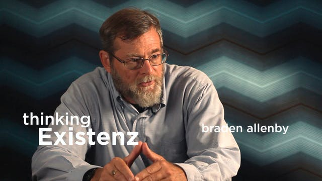 Thinking Existenz - Ep 10 - Braden Al...