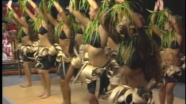 Pearls from the Sea:  Music & Dance of Tahiti