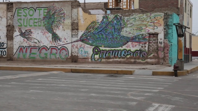 Trip to el Carmen district