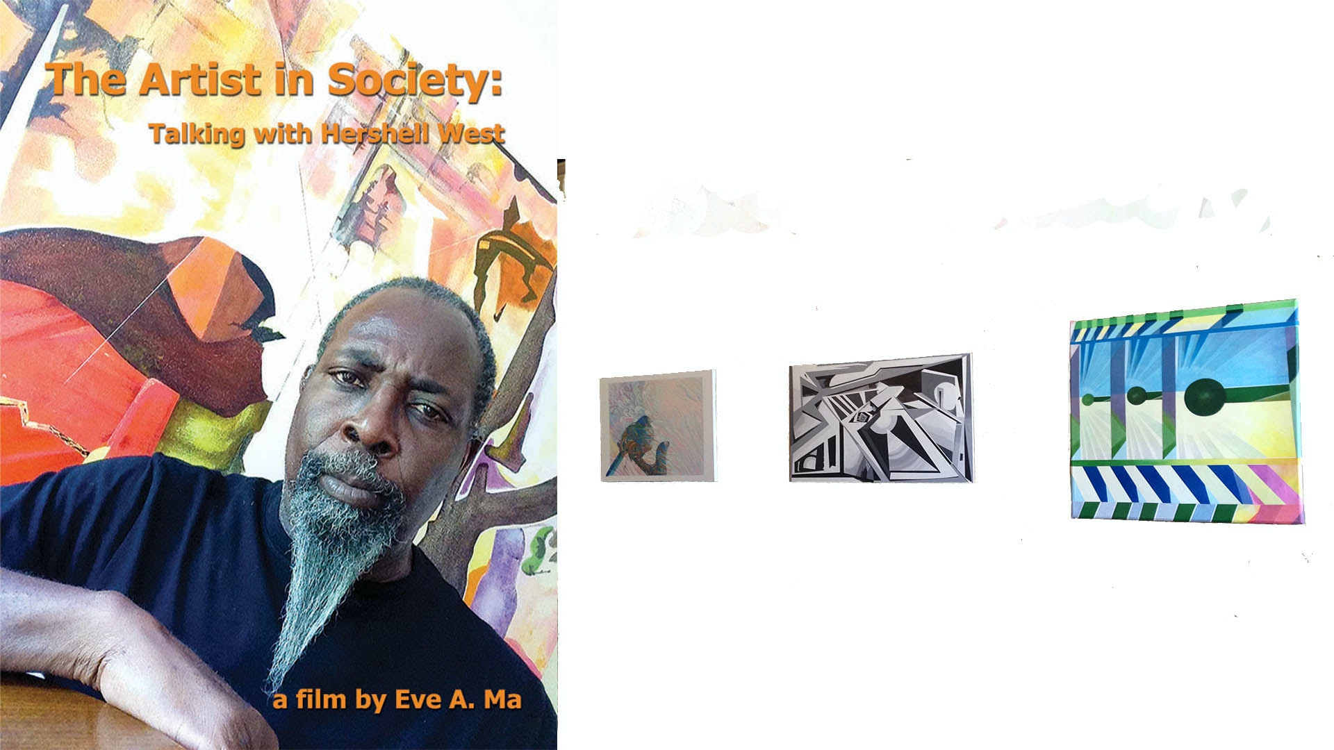 The Artist in Society:  Talking with Hershell West-EDUCATIONAL