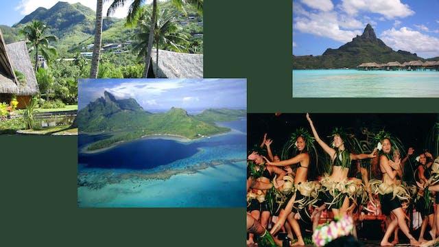 Pearls from the Sea:  Music & Dance of Tahiti