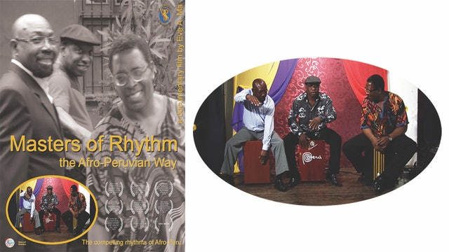 Masters of Rhythm-EDU-Doc w/video extras