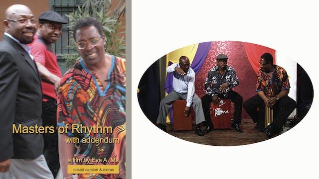 Masters of Rhythm-EDUCATIONAL