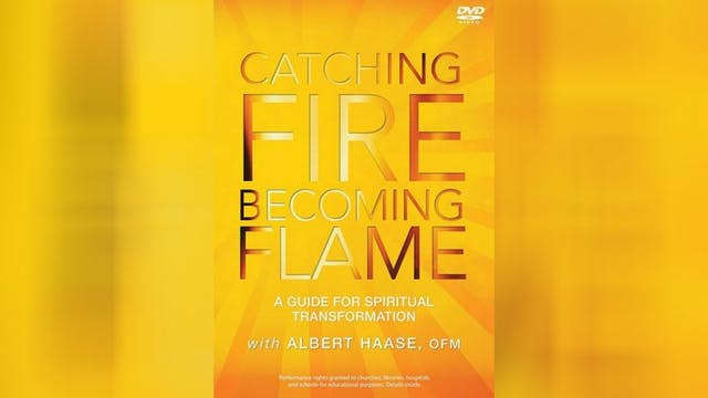 Catching Fire, Becoming Flame dvd