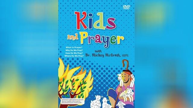 Kids and Prayer (Catholic)