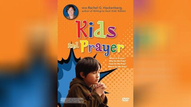 Kids and Prayer (Protestant)