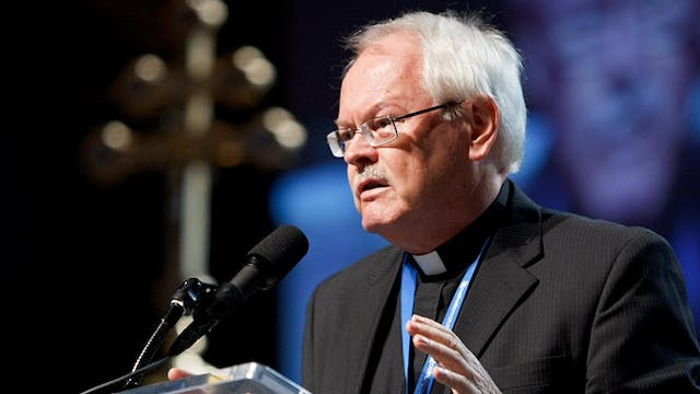 Prayer, Our Deepest Hunger with Fr. Ron Rolheiser