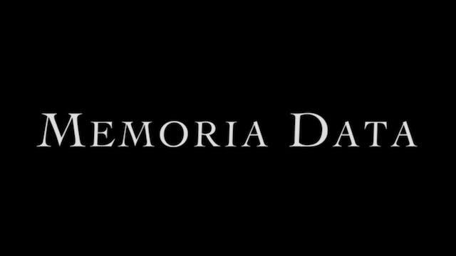 MEMORIA DATA