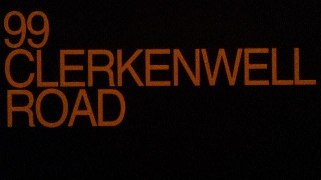 99 CLERKENWELL ROAD