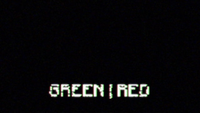 GREEN | RED
