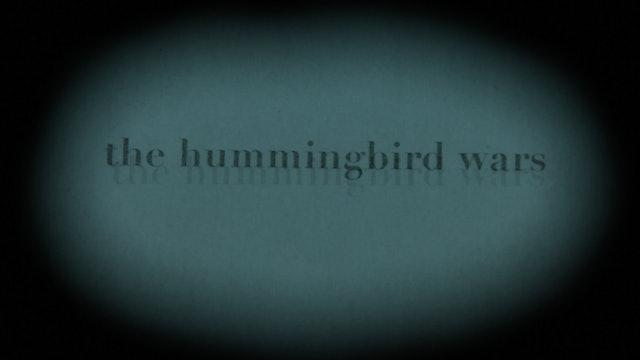 THE HUMMINGBIRD WARS