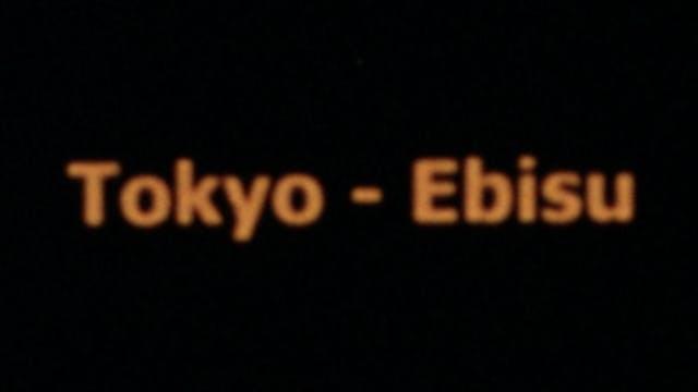 TOKYO-EBISU