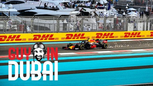 Learning Formula 1 Racing at the Yas Circuit