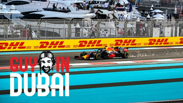 Learning Formula 1 Racing at the Yas ...