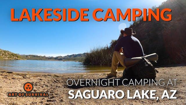 Saguaro Lake Overnight