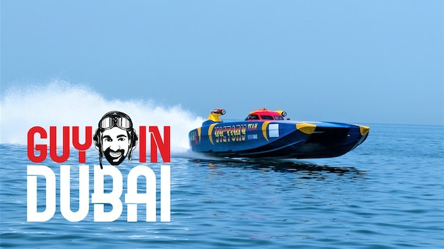 Racing the World's Fastest Powerboat