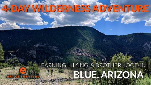 A Strenuous 4-Day Wilderness Adventur...