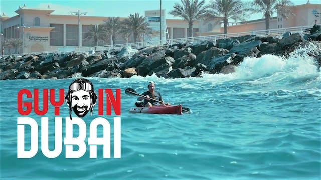 Kayak Challenge Around Palm Jumeirah