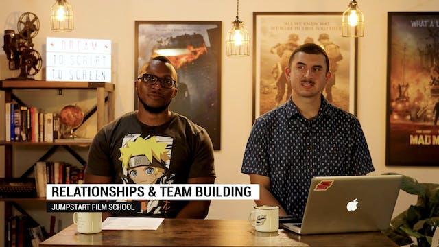 Relationships & team building - Bonus...