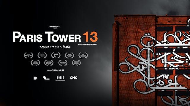 Paris Tower 13
