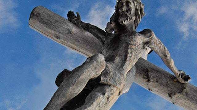 The Passion: What More Could He Do For You? - Fr Christopher Sharah FSF