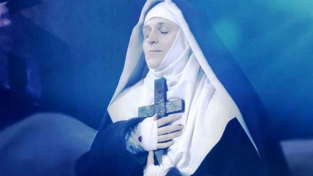 The Awakening Of A Giant - The Life of St. Veronica Giuliani - FRENCH EDITION