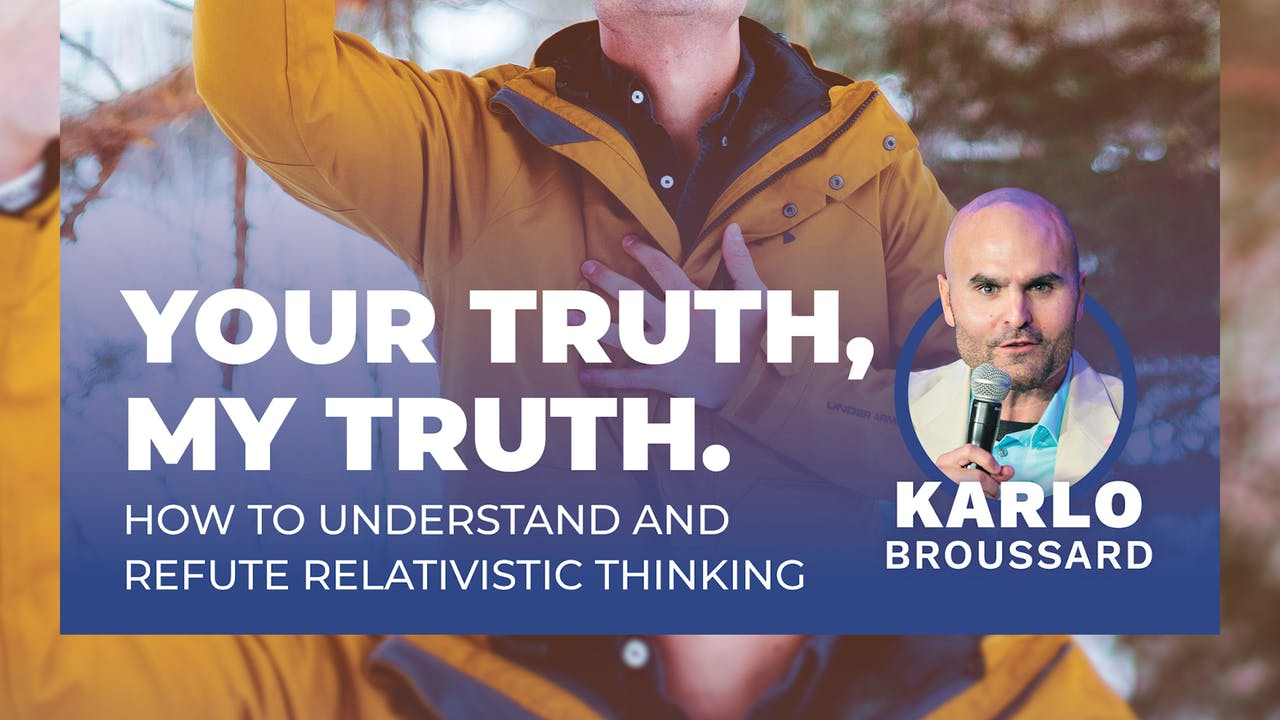 Your Truth, My Truth - Karlo Broussard