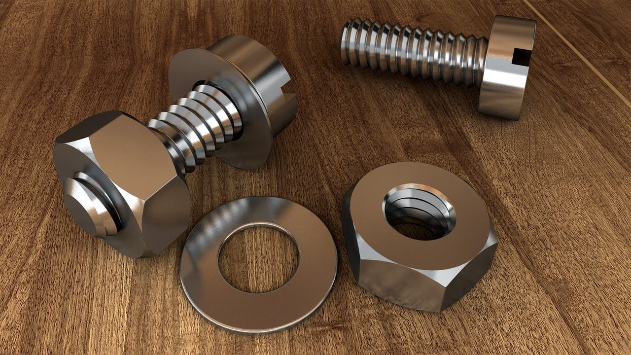 Nuts and Bolts - Tim Staples