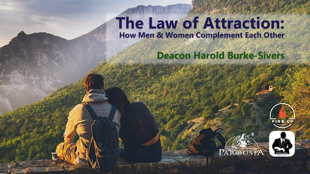The Law of Attraction - Deacon Harold...