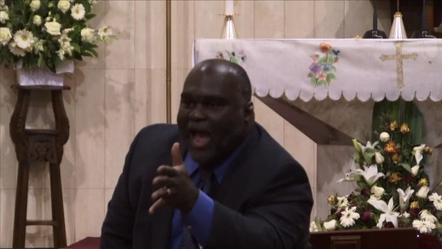Apologetics 101 - Deacon Harold Burke-Sivers