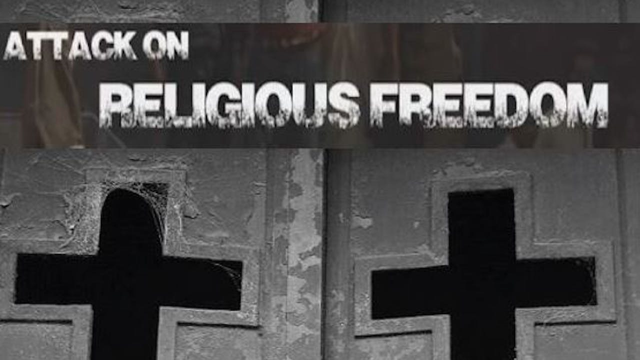 Attack on Religious Freedom - Robert M. Haddad