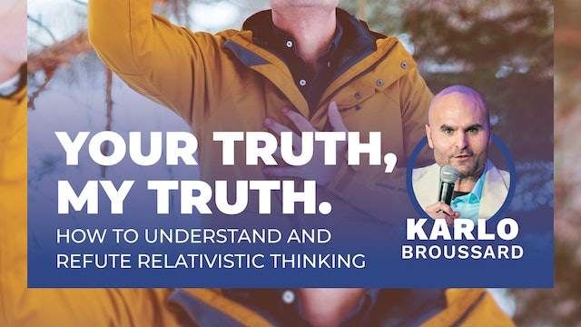 Your Truth-My Truth - Karlo Broussard
