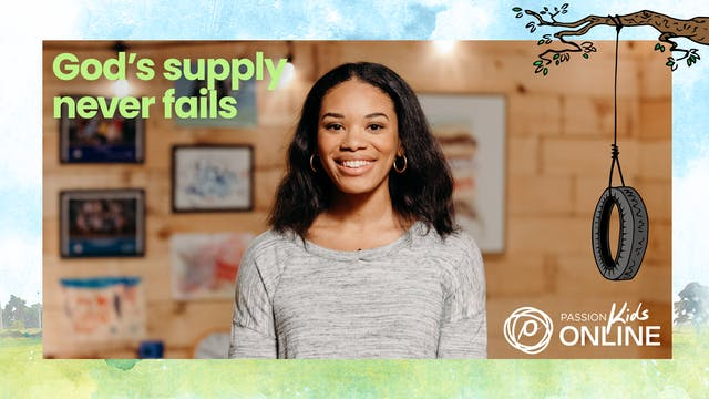 God's Supply Never Fails