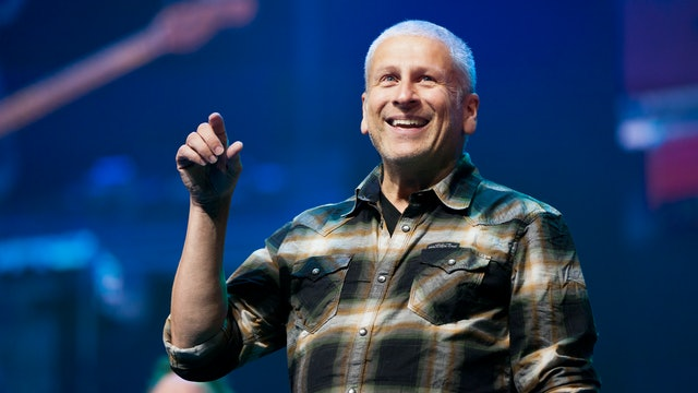 No Funeral Today - Louie Giglio