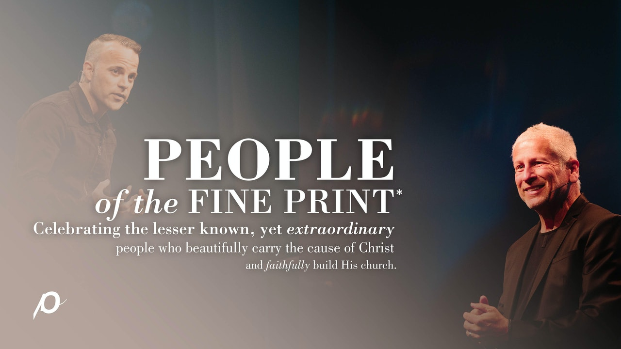 People of the Fine Print