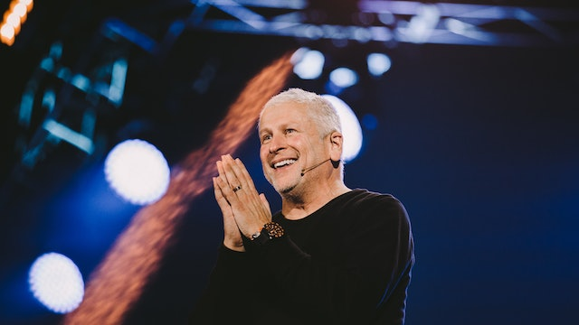 God's Assignment and Heaven's Assistance - Louie Giglio
