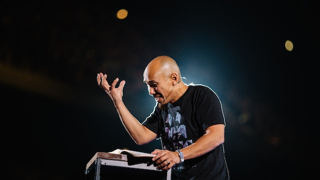 Never Lose the Wonder of Prayer - Francis Chan