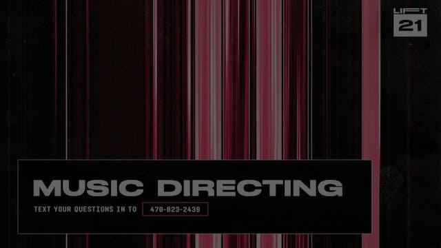 Music Directing