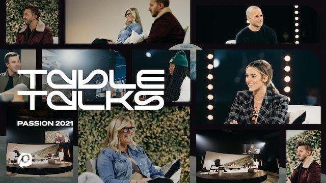 Passion 2021 - Table Talks